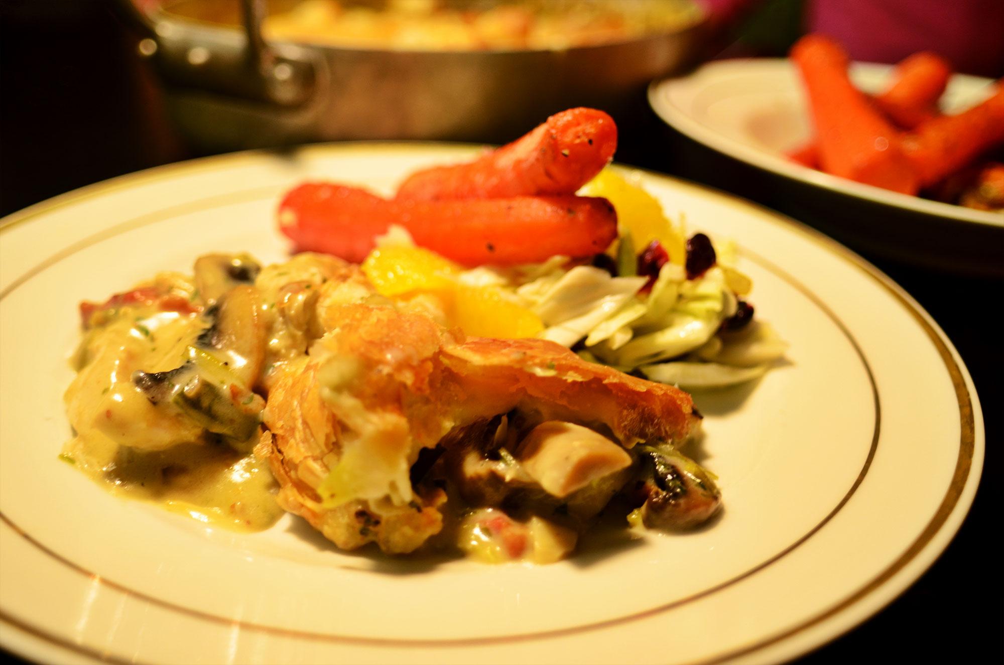 kyllinge-pie